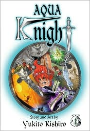 Aqua Knight, Volume 2