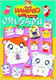 Hamtaro Origami: Little Hamsters Big Adventures