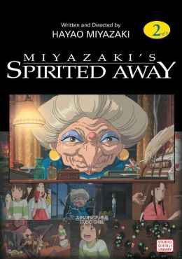 Spirited Away, Volume 2