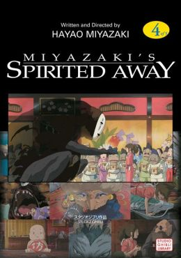 Spirited Away, Volume 4