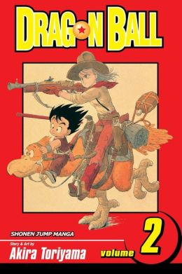 Dragon Ball, Volume 2: Wish Upon a Dragon
