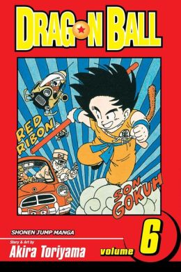 Dragon Ball, Volume 6: Bulma Returns!