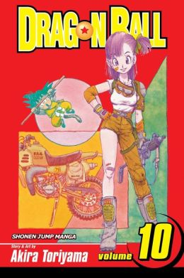 Dragon Ball, Volume 10: Return to the Tournament