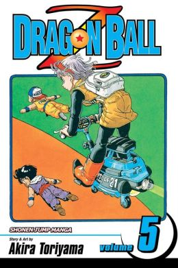 Dragon Ball Z, Volume 5: Dragon Ball in Space