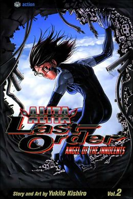 Battle Angel Alita: Last Order, Volume 2: Angel of the Innocents