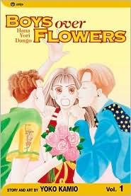 Boys Over Flowers, Volume 1: Hana Yori Dango