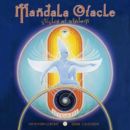 2004 Mandala Oracle by Heita Copony Wall Calendar