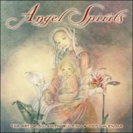 2007 Angel Spirits Wall Calendar