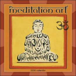 Meditation Art Calendar: Contemporary Spiritual Art from India