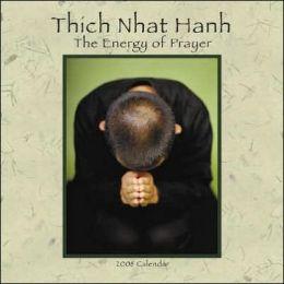 2008 Thich Nhat Hanh Wall Calendar