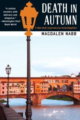 Death in Autumn (Marshal Guarnaccia Series #4)