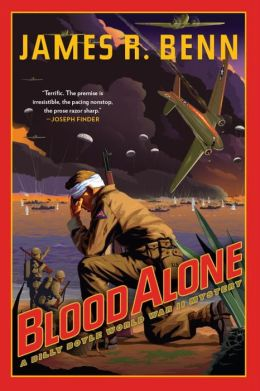 Blood Alone (Billy Boyle World War II Mystery Series #3)