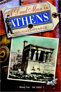 A Dead Man in Athens (Sandor Seymour Series #3)