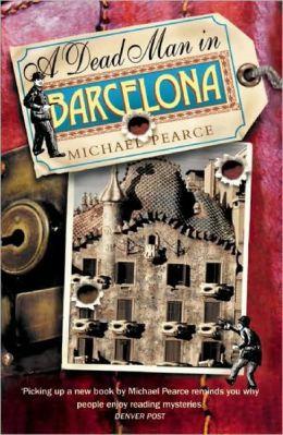 A Dead Man in Barcelona (Sandor Seymour Series #5)