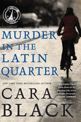 Murder in the Latin Quarter (Aimee Leduc Series #9)