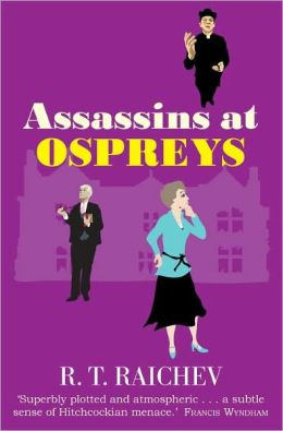 Assassins at Ospreys (Antonia Darcy and Major Payne Series #3)