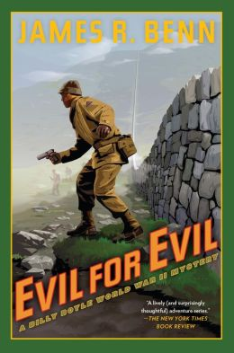 Evil for Evil (Billy Boyle World War II Mystery Series #4)