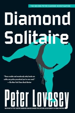 Diamond Solitaire (Peter Diamond Series #2)