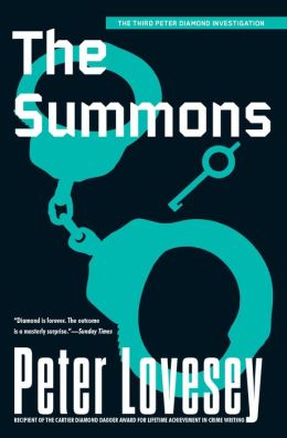 The Summons (Peter Diamond Series #3)