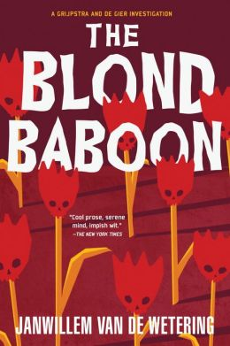 The Blond Baboon (Grijpstra and de Gier Series #6)