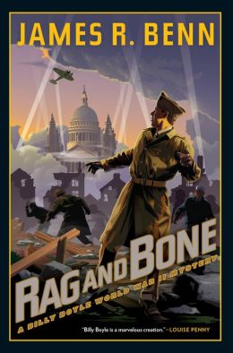 Rag and Bone (Billy Boyle World War II Mystery Series #5)