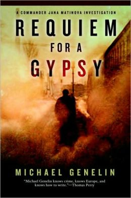 Requiem for a Gypsy (Commander Jana Mantinova Series #4)