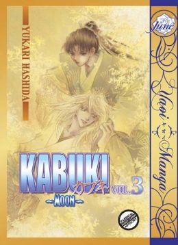 Kabuki, Volume 3: Moon (Yaoi)