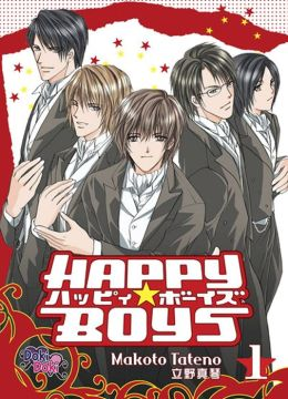 Happy Boys, Volume 1