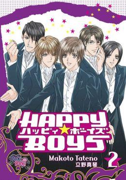 Happy Boys, Volume 2