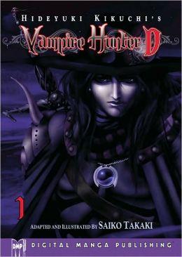 Hideyuki Kikuchi's Vampire Hunter D Manga Series, Volume 1