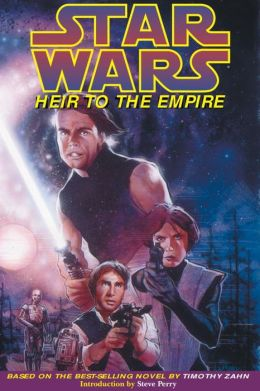 Star Wars The Thrawn Trilogy Graphic Novel #1: Heir to the Empire