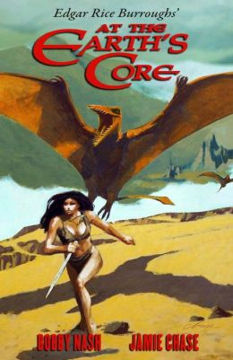 Tarzan vs. Predator: At the Earth's Core