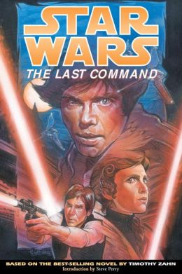 Star Wars The Thrawn Trilogy Graphic Novel #3: The Last Command