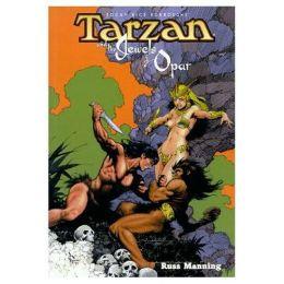 Edgar Rice Burroughs' Tarzan: The Jewels of Opar