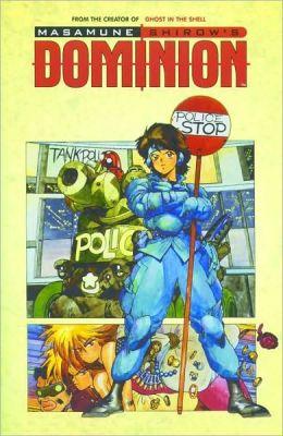 Dominion: Tank Police (3rd Edition)