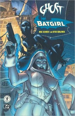 Ghost/Batgirl: The Resurrection Engine