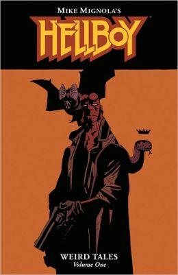 Hellboy: Weird Tales, Volume 1