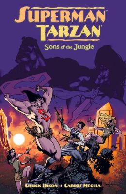 Superman/Tarzan: Sons of the Jungle