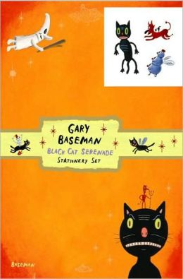 Dark Horse Deluxe Stationery Exotique: Gary Baseman's Black Cat Serenade