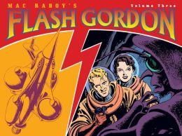 Mac Raboy's Flash Gordon, Volume 3