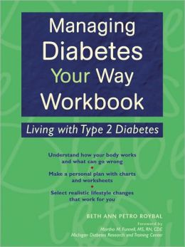 Managing Diabetes Your Way Workbook: Living with Type 2 Diabetes
