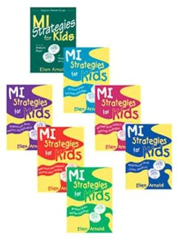MI Strategies for Kids: 7-Book Set