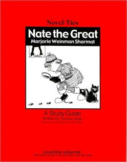 Nate the Great: A Study Guide (Nate the Great Series)