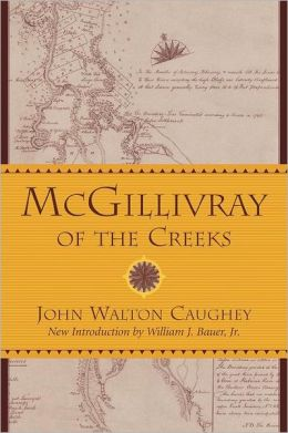 Mcgillivray Of The Creeks