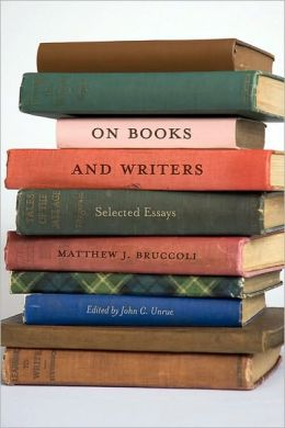 On Books and Writers: Selected Essays