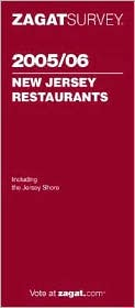 Zagat New Jersey Restaurants, 2005-06