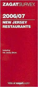 Zagat New Jersey Restaurants 2006-2007