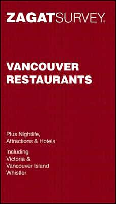 Zagat Survey Vancouver Restaurants