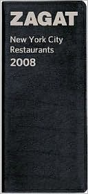 Zagat New York City Restaurants 2008 (Leather Edition)