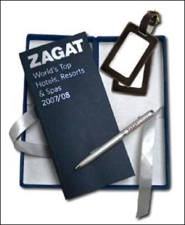 Zagat World Top Hotels, Resorts & Spa's Box Set 2008